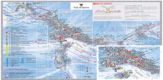 France Val DIsere Champagne Holidays